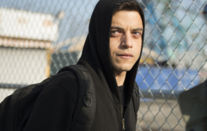 Mr Robot HD Wallpaper