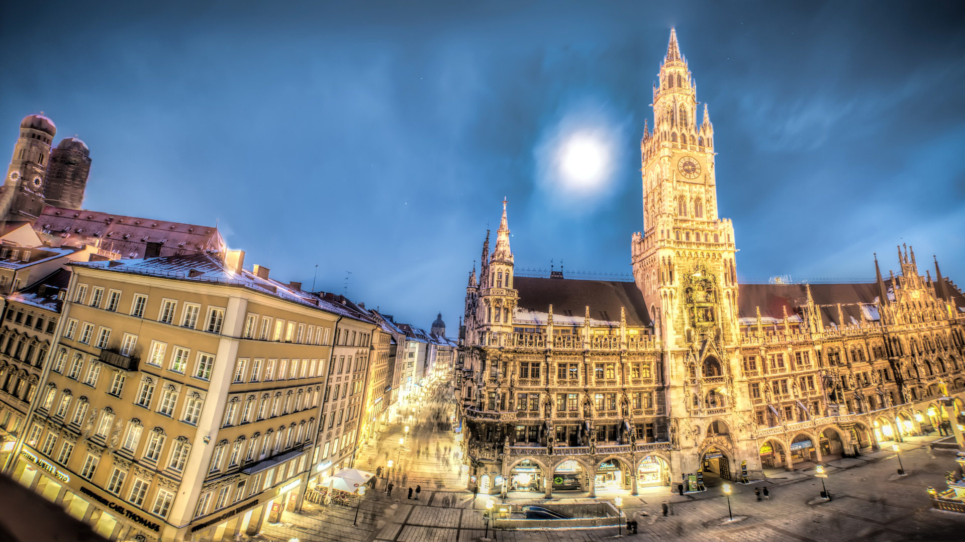 one day in munich Munich is a lot more than just octoberfest this bavarian city has a side for all visitors in one day, you won't begin to see it all, but you can try.