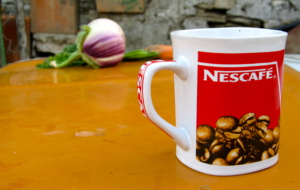 Nescafe HD