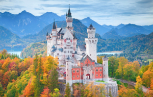 Neuschwanstein Castle HD Desktop
