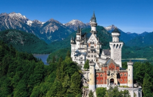Neuschwanstein Castle High Definition
