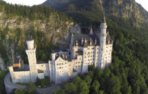 Neuschwanstein Castle High Definition Wallpapers
