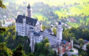 Neuschwanstein Castle Wallpapers HD