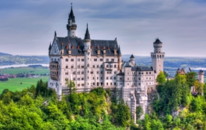 Neuschwanstein Castle For Desktop