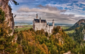 Neuschwanstein Castle Full HD