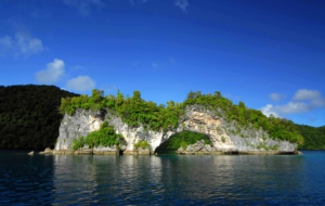 Palau Background