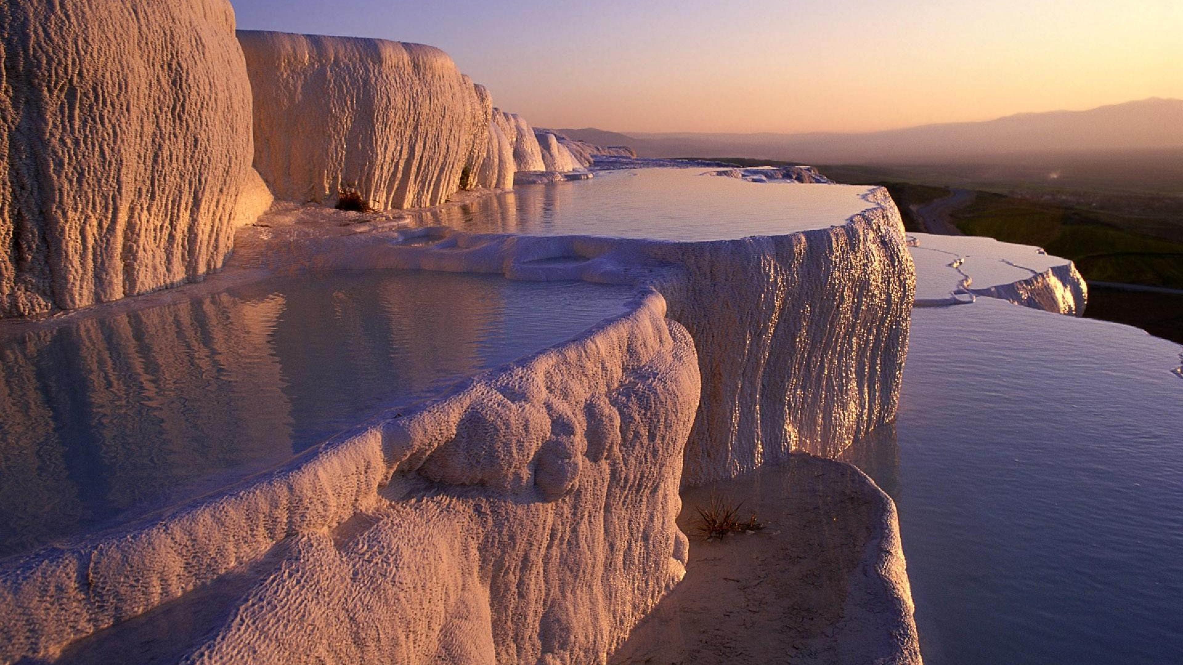 Hd Backgroumds: Pamukkale HD Wallpapers