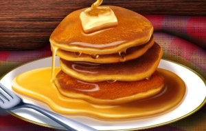 Pancakes Widescreen