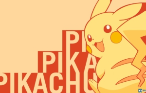 Pikachu HD Background