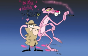 Pink Panther High Definition Wallpapers