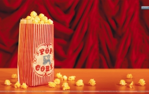 Popcorn HD Wallpaper