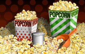 Popcorn High Definition Wallpapers