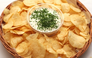 Potato Chips Images