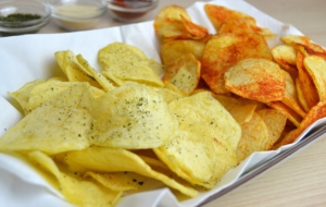 Potato Chips For Desktop