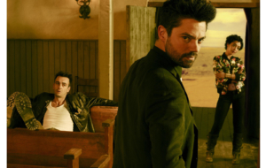 Preacher TV Series High Definition