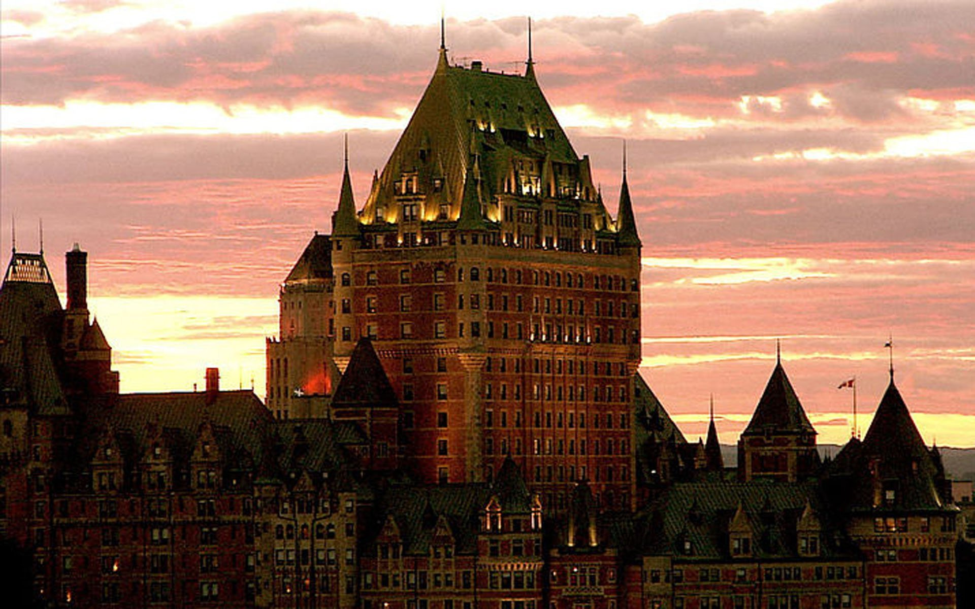 City: Quebec City HD Wallpapers