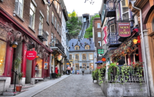 Quebec City Full HD