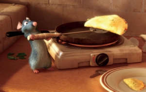 Ratatouille HD Desktop