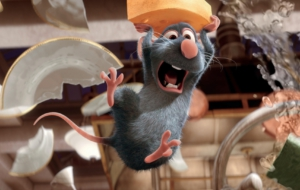 Ratatouille HD Wallpaper