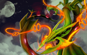 Rayquaza Photos