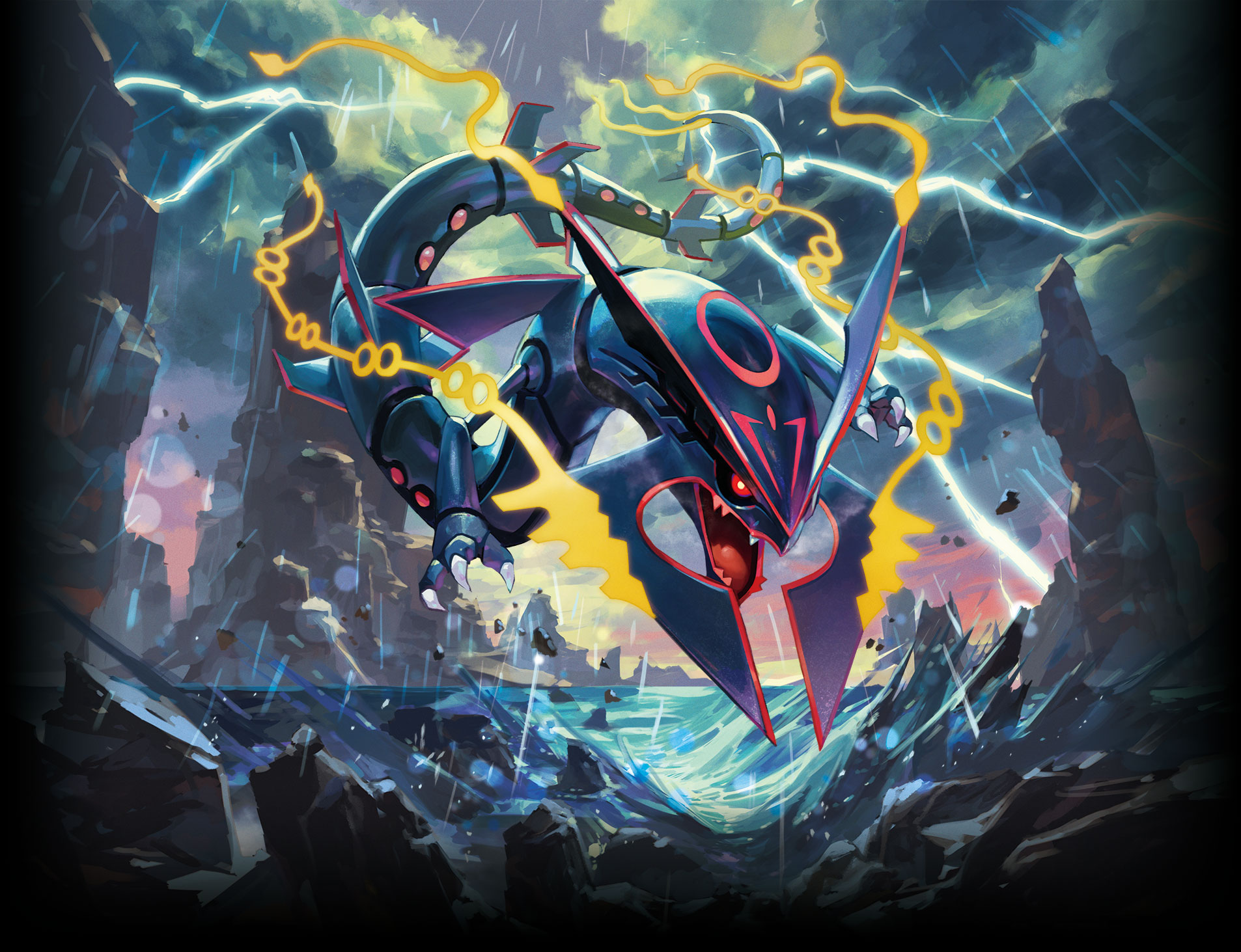 Rayquaza HD Wallpapers