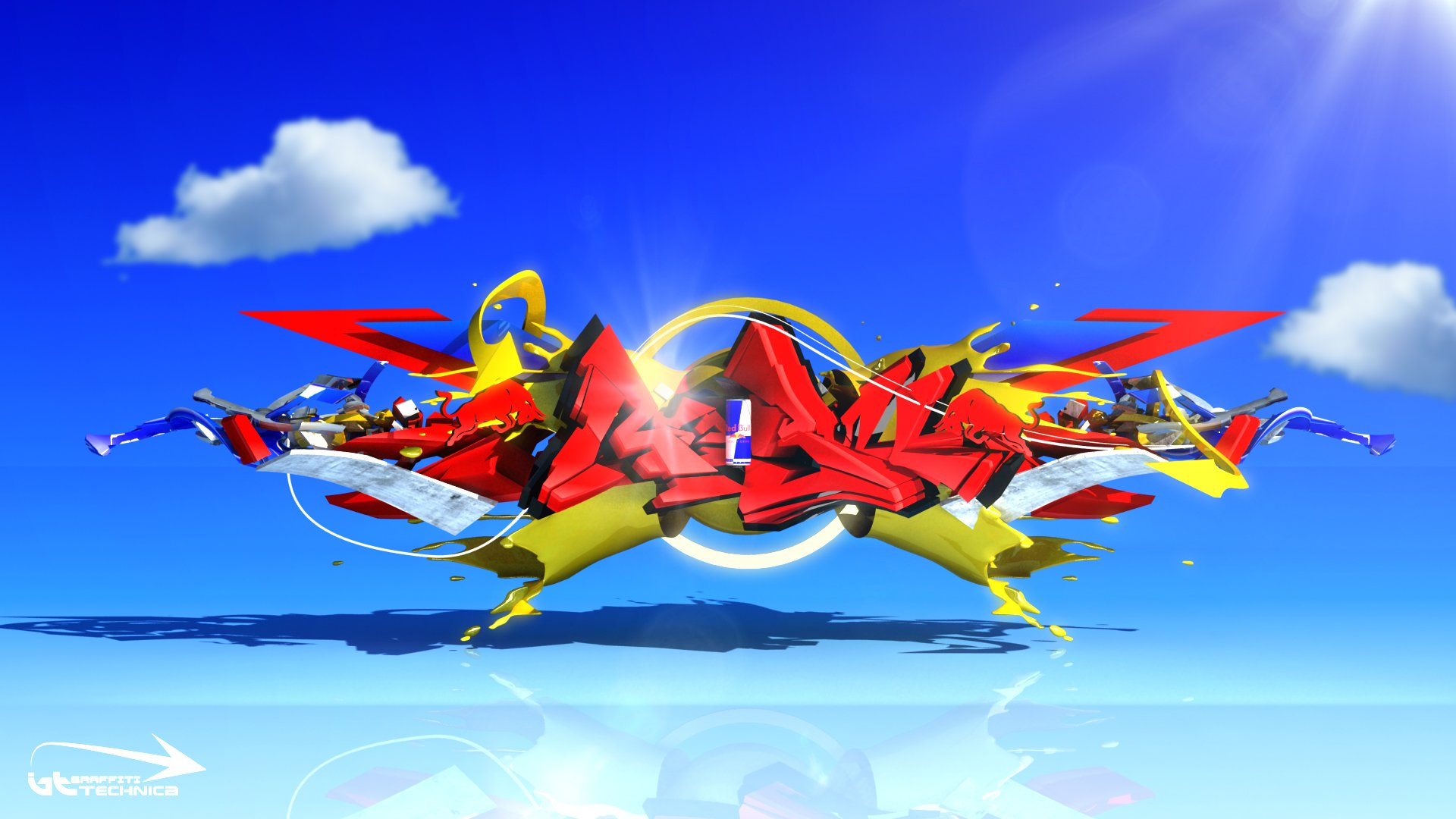 Red Bull HD Wallpapers