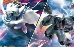 Reshiram Background