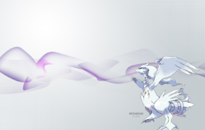 Reshiram HD Wallpaper