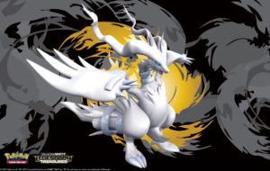 Reshiram High Definition Wallpapers