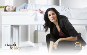 Rizzoli & Isles TV Series HD Background