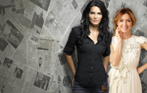 Rizzoli & Isles TV Series Wallpaper