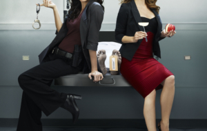 Rizzoli & Isles TV Series For Desktop