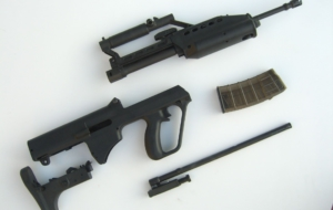 SAR 21 Rifle HD