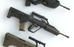 SAR 21 Rifle Pictures