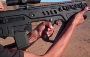 SAR 223 Rifle Widescreen