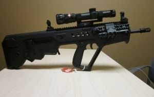 SAR 223 Rifle Full HD