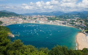 San Sebastian HD Wallpaper