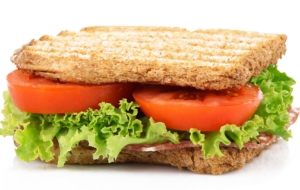 Sandwiches HD Background