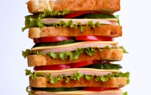 Sandwiches HD Wallpaper