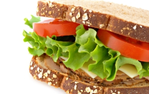 Sandwiches Wallpaper