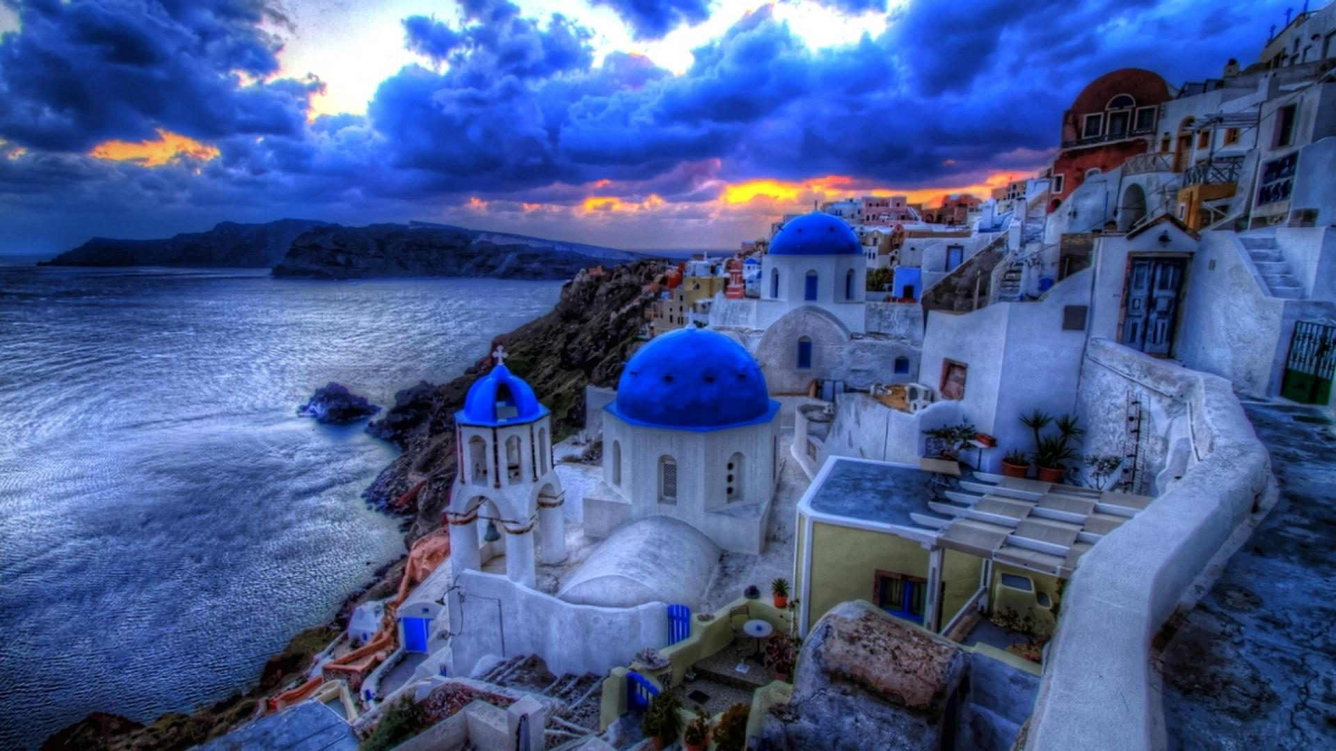 Santorini HD Wallpapers