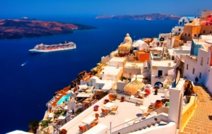 Santorini Widescreen
