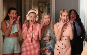 Scream Queens For Desktop