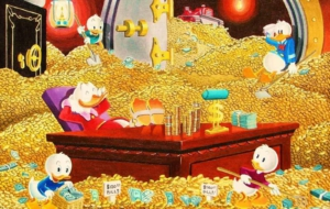Scrooge McDuck High Definition Wallpapers
