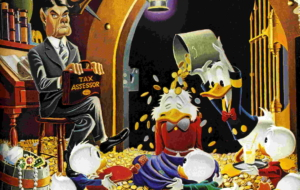 Scrooge McDuck Wallpapers HD