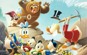 Scrooge McDuck Full HD