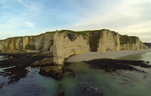 Sea Cliffs, Etretat Images