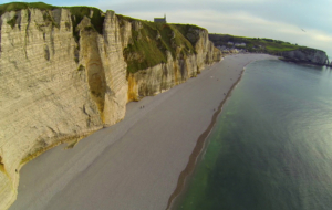 Sea Cliffs, Etretat Pictures