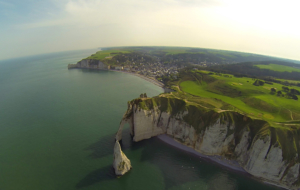 Sea Cliffs, Etretat Wallpapers