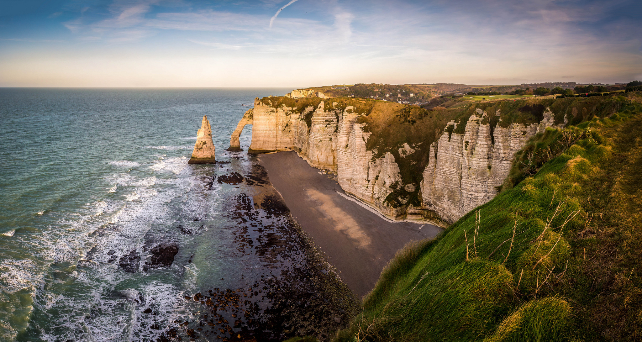 Sea Cliffs, Etretat